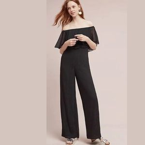 New Anthropologie Donna Morgan Kaia Jumpsuit